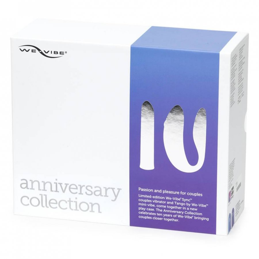 We-Vibe Sync and Tango Anniversary Collection