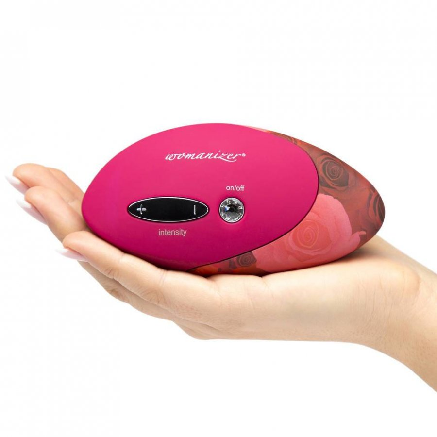 Womanizer W500 Pro Red Rose